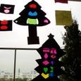 クリスマスステンド